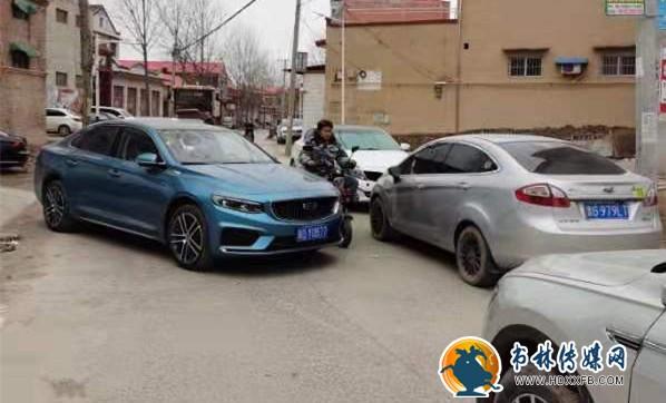 事发魏县:疫情期间,汽车堵路办周年